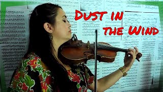 Dust in the Wind- Kansas- Cover Video By Madeline Alicea