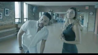 Alx Veliz | Dancing Kizomba | Making of The Video