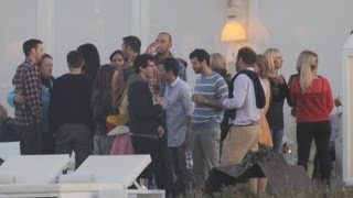 Inside Justin Timberlake and Jessica Biel's Wedding