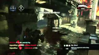 Gears of war 3 montage (my first GOW 3 montage)
