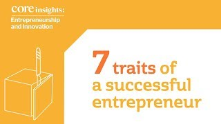 Seven Entrepreneur Traits