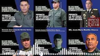 🔴EXTRA VENEZUELA AUDIO REVELA EL MIEDO DEL CHAVISMO APUNTO DE QUEBRARSE EL ALTO MANDO DE MADURO