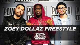 Zoey Dollaz Freestyle With The LA Leakers | #Freestyle002