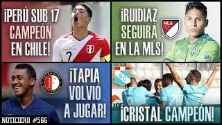 CON GOLAZO AGÓNICO! PERÚ CAMPEÓN EN CHILE | SPORTING CRISTAL VS ALIANZA LIMA | RAUL RUIDIAZ | TAPIA