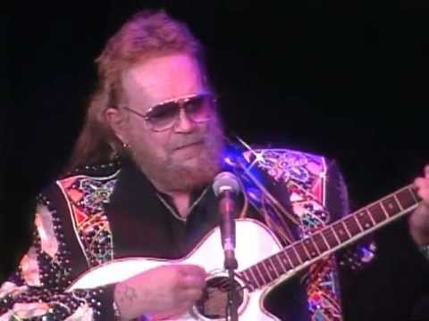 David Allan Coe The Ride And Long Haired Redneck Live At Farm Aid