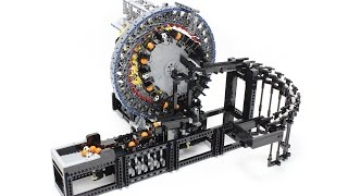 LEGO GBC module: Strain wave gearing