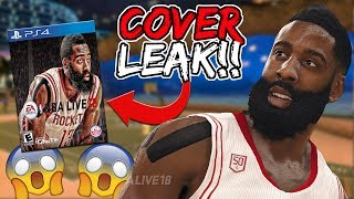 COVER  ATHLETE LEAKED!!! NBA LIVE 18 NEWS!!!