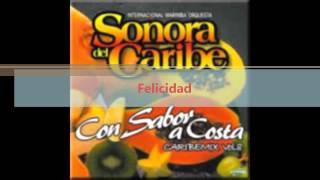 Felicidad - Sonora del Caribe
