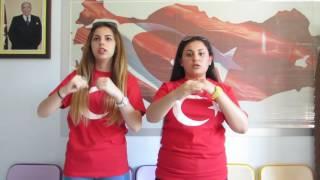 İstiklal Marşı İşaret Dili-Gaziemir Ülkü Ocakları