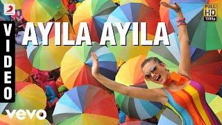 I - Manoharudu - Ayila Ayila Video | Vikram, Amy Jackson | A.R. Rahman