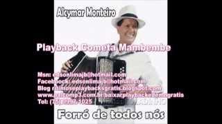 Playback Alcymar Monteiro Cometa Mambembe