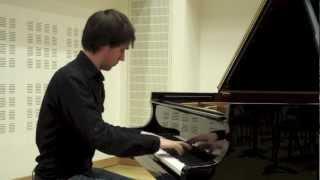 Rachmaninoff - Etude-Tableau in D minor, Op. 39 No. 8