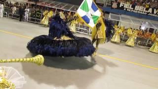 Unidos de Vila Maria 2017 - Mestre Sala e Porta Bandeira