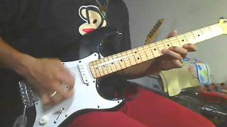DEEP PURPLE / Made in Japan Highway Star Guitar Solo