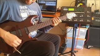Michael Jackson - PYT (Pretty Young Thing) - Guitar cover