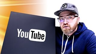 YouTube Sent A Mysterious Package...