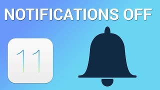 How to Turn Off Notification Previews on iPhone with iOS 11