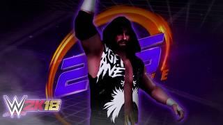 "WWE 2K18: ""Super hero"" by WWE &2K Games ► Max Danger (DenkOps) 2k18 Theme Song"
