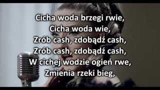 Donatan, Cleo ft. Sitek - Cicha Woda [Tekst] HD