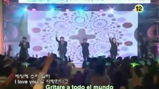SS501 Making a Lover LIVE(Sub Español)