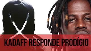Kadaff Responde Prodígio (Projecto X Força Suprema, na festa da musica da Unitel)