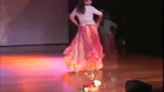 Professora  Zoriani Cris  Dança Cigana Turca