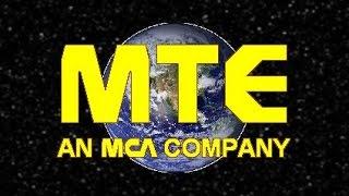 MCA Television Entertainment (MTE) logos (1987-90; Homemade)