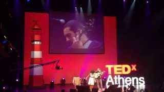 Iyeoka - Simply Falling live at TEDx Athens 2013