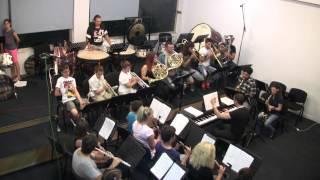Beethoven 7th Symphony - 2nd Movement, Allegretto - Bandina of Mandra - Eidyllia Philharmonic