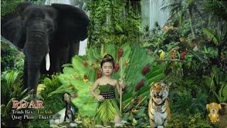 [Cover] Roar Katy Perry | Bản Cover Đáng Yêu Của Bé Tú Anh 4 Tuổi [HD]