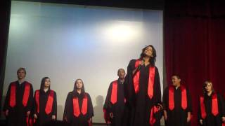 Chloe McFadden Ft Choir -Swing low sweet chariot (Beyonce)