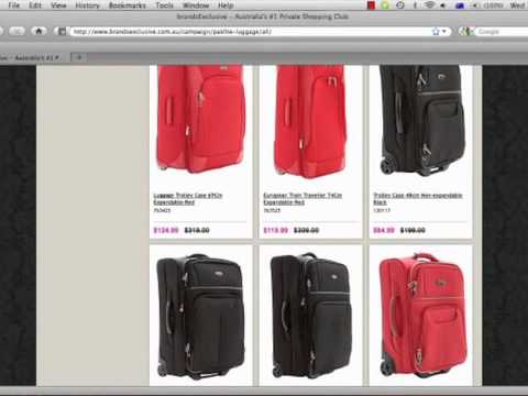 16 Exclusive Sale Events starting now in Australia – Paklite cabin luggage