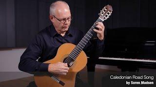 Caledonian Road Song (Soren Madsen) - Danish Guitar Performance - Soren Madsen