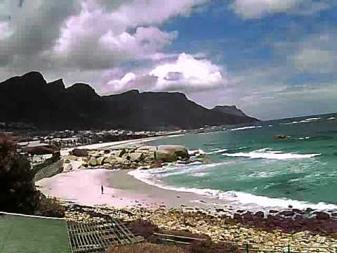 Timelapse Video – Glen Beach & Camps Bay – 06/11/2010