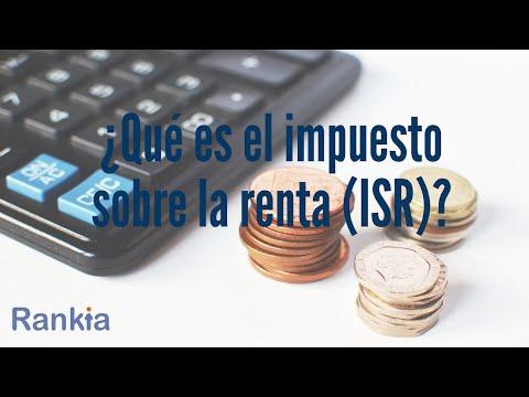 En el siguiente video aprenderemos qué es y cómo pagamos el Impuesto sobre la Renta.