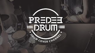 ปลิดปลิว - Bodyslam feat. เมธี Labanoon (Electric Drum Cover) | PredeeDrum