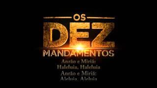 Deus Criou Os Ceus   Heloim Baraeta Shama Im   Anrao e Miria   REMIX A C   YouTube 360p