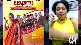 EBYAITU ALBUM LAUNCH BY DR FIGO WEST ADVERT DANISHA VERSION width=