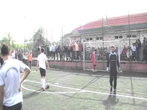 Gaziantep Barosu 2011 Yılı futbol Turnuvası penatilara kalan maç görüntüleri
