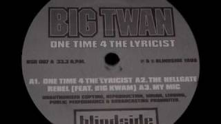 Big Twan-The Hellgate Rebel (Instrumental)