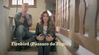 Paula Fernandes & Eric Silver - Firebird (Pássaro de Fogo) (Teaser)