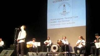 Azur Dervisagic i ansambl Panonija - Osam tamburasa s Petrovaradina