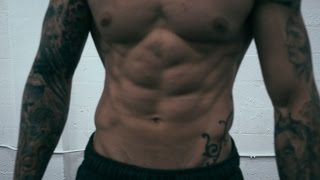 Extreme Calisthenics Six Pack Abs Workout