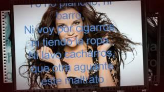 Natalia Jimenez - Letra - Quedate con Ella