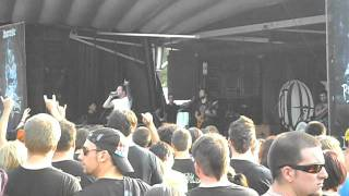 Rockstar Energy Drink UPROAR Festival 2011 / Protest The Hero - Bloodmeat