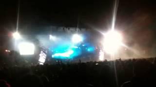 De La Tierra - Policia (Cover Titãs) Live At Rock al Parque 2014