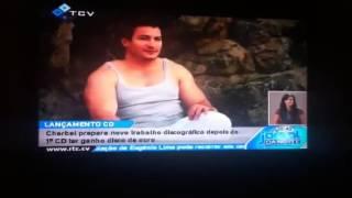 Charbel Show interview em Cabo Verde