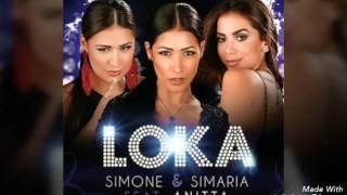 Letra da música Loka - Simone & Simaria e Anitta