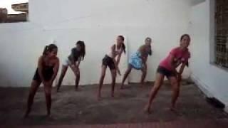 Meninas da piscadinha ♪ Dança do Grilinho