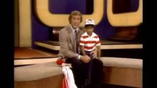 Fran Tarkenton and Tiger Woods